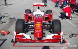 """Foto: """"Ferrari"""" sezonas noslēguma pasākumu pirmo reizi rīko Amerikā"""