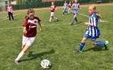 Foto: Atklāta jaunā meiteņu futbola vasaras čempionāta sezona