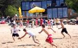 """Foto: Saulkrastu """"Koklītēs"""" pludmales sporta festivāls"""