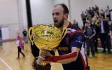 """Foto: """"Dobeles Tenax"""" uzvar Ogrē un iegūst čempionu kausu"""
