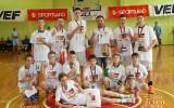 "Foto: ""Valmiera"" izcīna zeltu VEF LJBL Sportland U15 grupā"