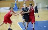 """Foto: Persil U13 puišu grupas finālturnīra spēle starp """"BS Ogre"""" un """"Rīgu/Juglu"""""""