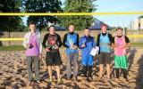 """Foto: Pirmajā Ogre pludmales volejbola turnīrā uzvar """"Jumprava"""""""