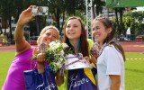 Foto: Latvijas čempionāts vieglatlētikā, otrā diena