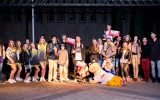 Foto: Rīgā aizvadīta sportiskākā nedēļas nogale