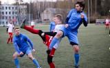 """Foto: ONSC un FK """"Upesciems"""" cīnās neizšķirti"""
