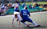 """Foto: FK """"Ogre"""" piedzīvo sakāvi mačā pret """"Daugavpili"""""""