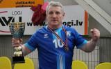 Foto: Latvijas čempionāta medaļas sadala seniori