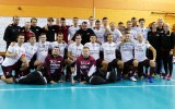 Foto: Latvijas izlase turnīra izskaņā ar cieņu piekāpjas somiem