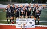 Foto: Ogres čempionāta futbolā laureātu apbalvošana, 2. daļa