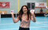 Foto: Čempionāta atklāšanas spēlē Lielvārdē trilleris un laimīga mājinieku uzvara