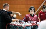 Foto: Latvijas izlase ieradusies Neišatelē un aizvadījusi pirmo treniņu
