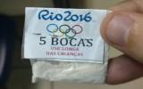 Foto: Iedzīvoties uz olimpisko spēļu rēķina grib arī narkodīleri