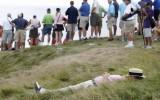 """Foto: """"PGA Championship"""" trešā diena"""