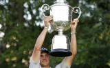 """Foto: Kaimers kļūst par """"PGA Championship"""" čempionu"""