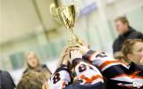"""Foto: Aizvadīts """"Valmiera Cup"""" hokeja turnīrs U-10 grupā"""