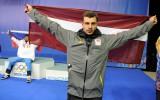 Martins Dukurs: Stāvēju startā un domāju - varbūt atdot medaļu brālim?