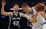 Kādas NBA prasības jāpilda, lai Bertāns un Porziņģis spēlētu izlasē?