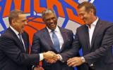 """Milzs """"Knicks"""" nākotni saista ar Porziņģi, Hārdeveju un citiem, bet nemin Entoniju"""