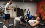 """Porziņģa fizioterapeits: """"Boksa ringā viņš, iespējams, mani nogalinātu"""""""