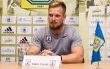 """""""Jelgavas"""" treneris Caune: """"Kazakeviču šosezon Jelgavā neesmu redzējis"""""""