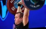 """Plēsnieks: """"Gribu pacelt 410 kilogramus, jo tas nāktu par labu olimpiskajai kvalifikācijai"""""""