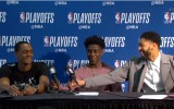 Video: NBA jocīgākajos momentos arī mikrofona atdevēji