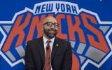 """Fizdeils: """"Jau Porziņģa klātbūtne """"Knicks"""" spēlētājiem dod papildus motivāciju"""""""