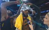 Video: NBA sezonas labākie momenti interviju traucēšanā