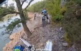 Video: Bīstamas motosacīkstes no sportista skatu punkta
