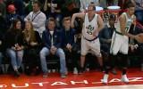 "Video: NBA jocīgākie momentos arī kustīgs ""Jazz"" fans"