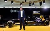 """Par finanšu noziegumiem arestēts """"Renault"""" boss"""