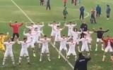 Video: Futbolisti savdabīgi nosvin uzvaru turnīrā