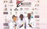 Inese Tarvida piekāpjas tikai olimpiskajai vicečempionei un iegūst sudrabu Āfrikā