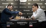 """Mamedjarovs pēc uzvaras Rīgā: """"Man ir grūti spēlēt uz neizšķirtu"""""""