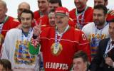 "Lukašenko: ""Esmu labs sportists daudzos sporta veidos"""