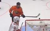 Video: KHL uzbrucējs izceļas ar iespaidīgu vārtu guvumu