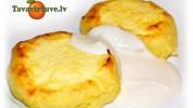 Fotorecepte: kartupeļu biezpienmaizītes