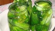 Marinēti gurķi. 7 garšīgas receptes
