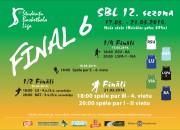 SBL 2013./2014. gada sezonas regulārā čempionāta pēdējās spēles izspēlētas