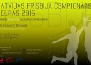 Tiešraide: Latvijas čempionāts frisbijā telpās