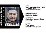 """Sportists – lamuvārds vai kompliments? Lasi aprīļa """"Sporta Avīzē"""""""