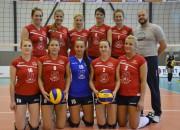 """""""Jelgavas/LU"""" volejbolistes triumfē Latvijas čempionātā, bronzu iegūst """"Babīte"""""""