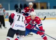 """Norvēģijas uzbrucējs: """"Nesaprotu, kāpēc Latvija spēlēja netīru hokeju"""""""