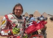 2017. gadā Latvija atkal varētu tikt pārstāvēta Dakaras rallijā