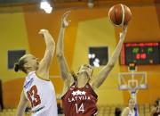 Vītola lieliska groza apakšā, Latvijai mīnus trīs pret Turciju