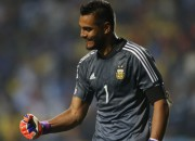 """Mančestras """"United"""" pievienojas Argentīnas izlases vārtsargs Romero"""