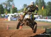 """""""MX Ādaži"""" kvadru braucējs Raivis Sootee kļūst par Baltijas čempionu """"Pro"""" klasē"""