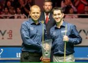 """Eiropas tūres posms """"Riga Open"""" noslēdzas ar brita Hokinsa uzvaru"""