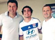 """Rafaels atvadās no """"United"""" un pievienojas Lionas """"Olympique"""""""